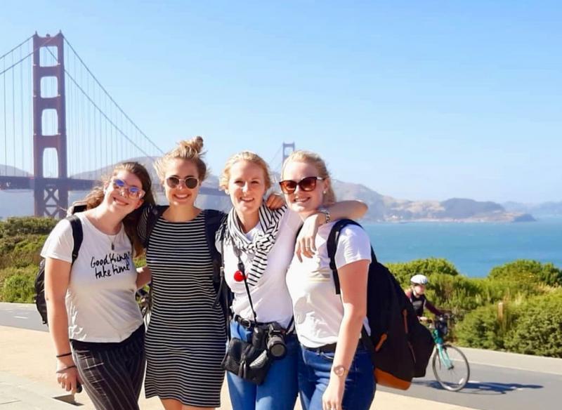 Bezoek San Francisco