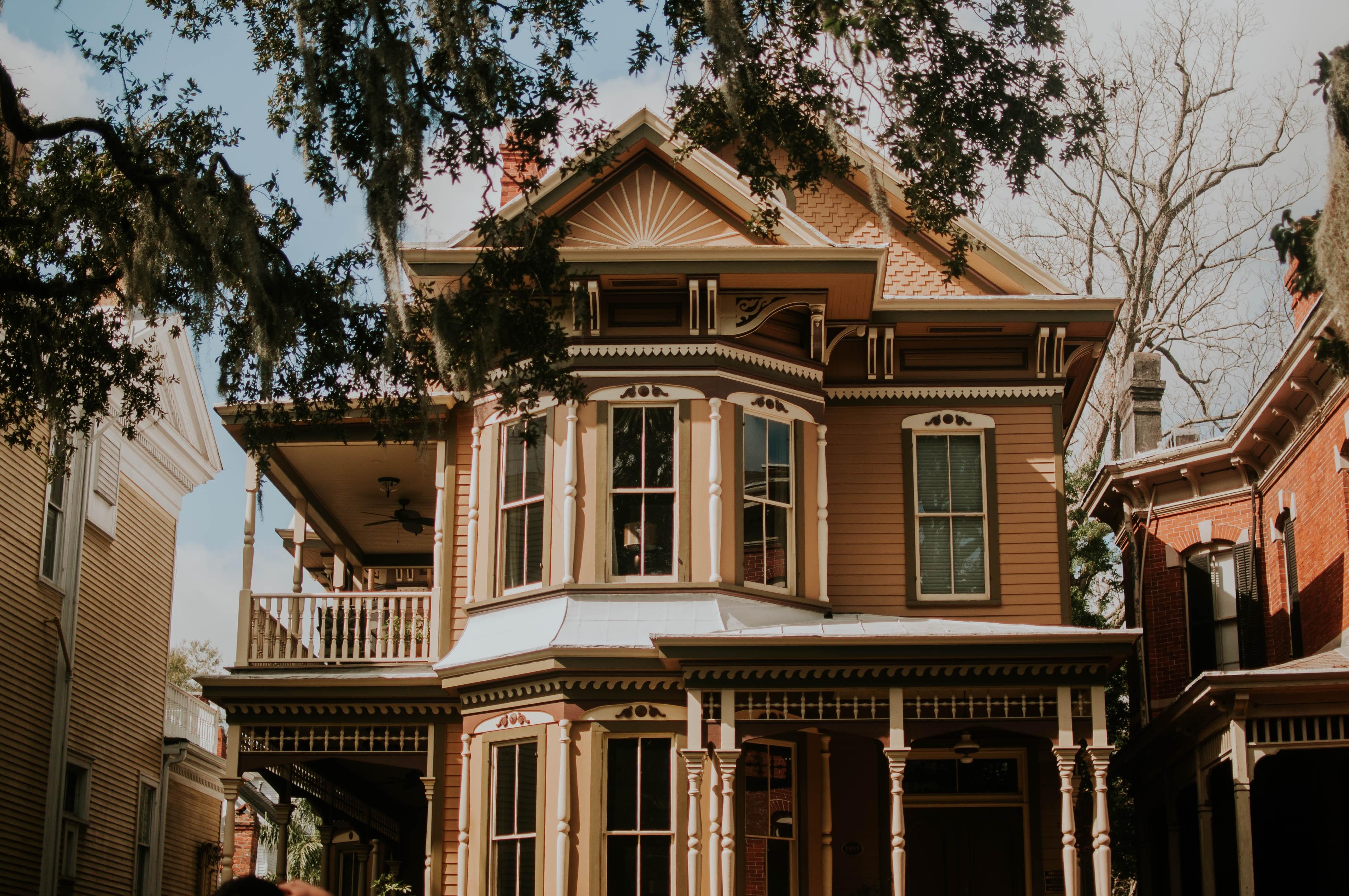 victoriaanse huizen Georgia