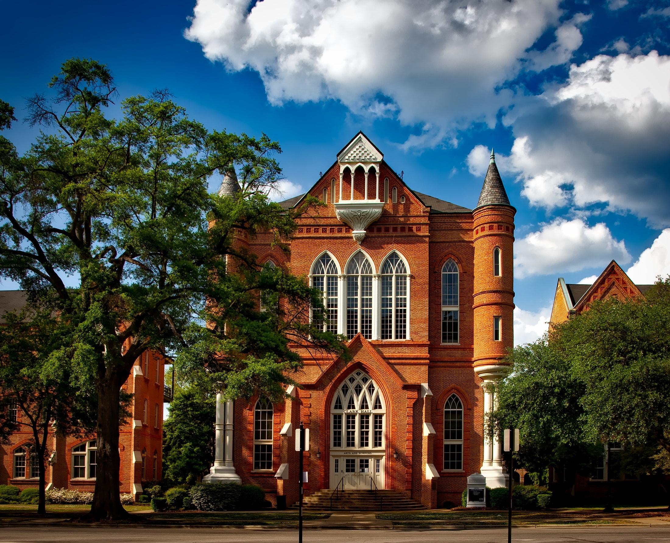 Clark Hall Alabama