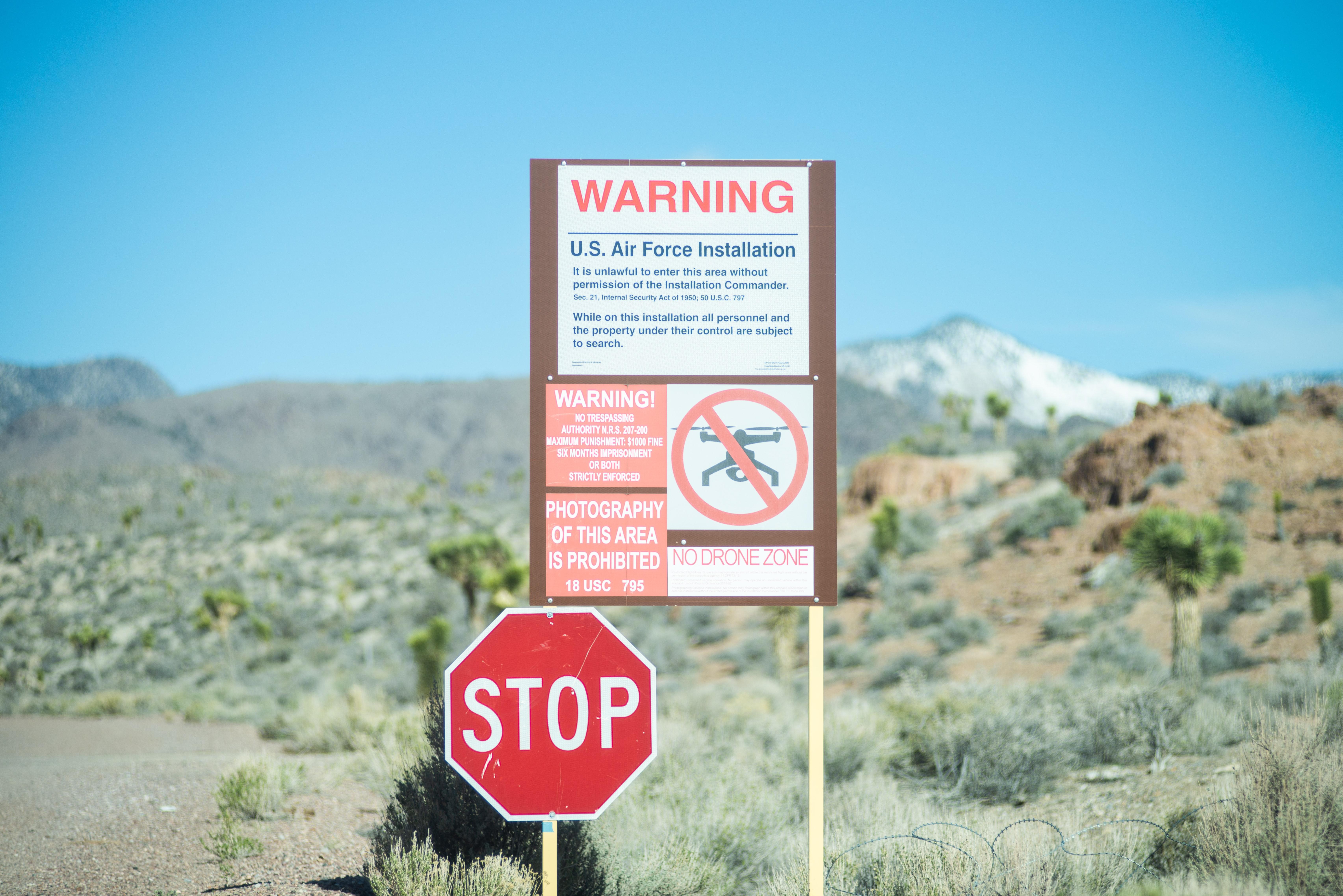 Area 51 Nevada rondreizen