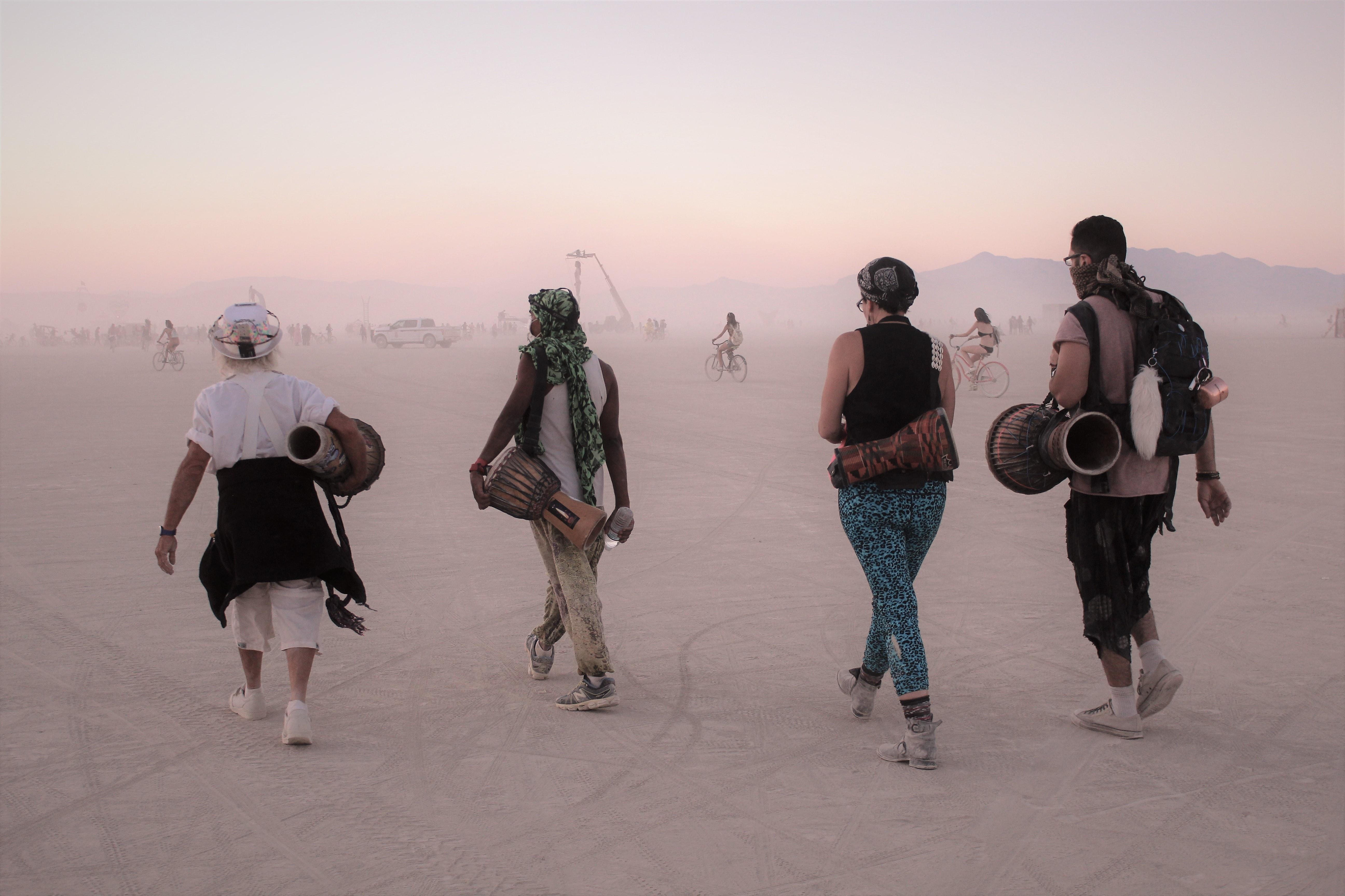 Burning Man Nevada rondreizen