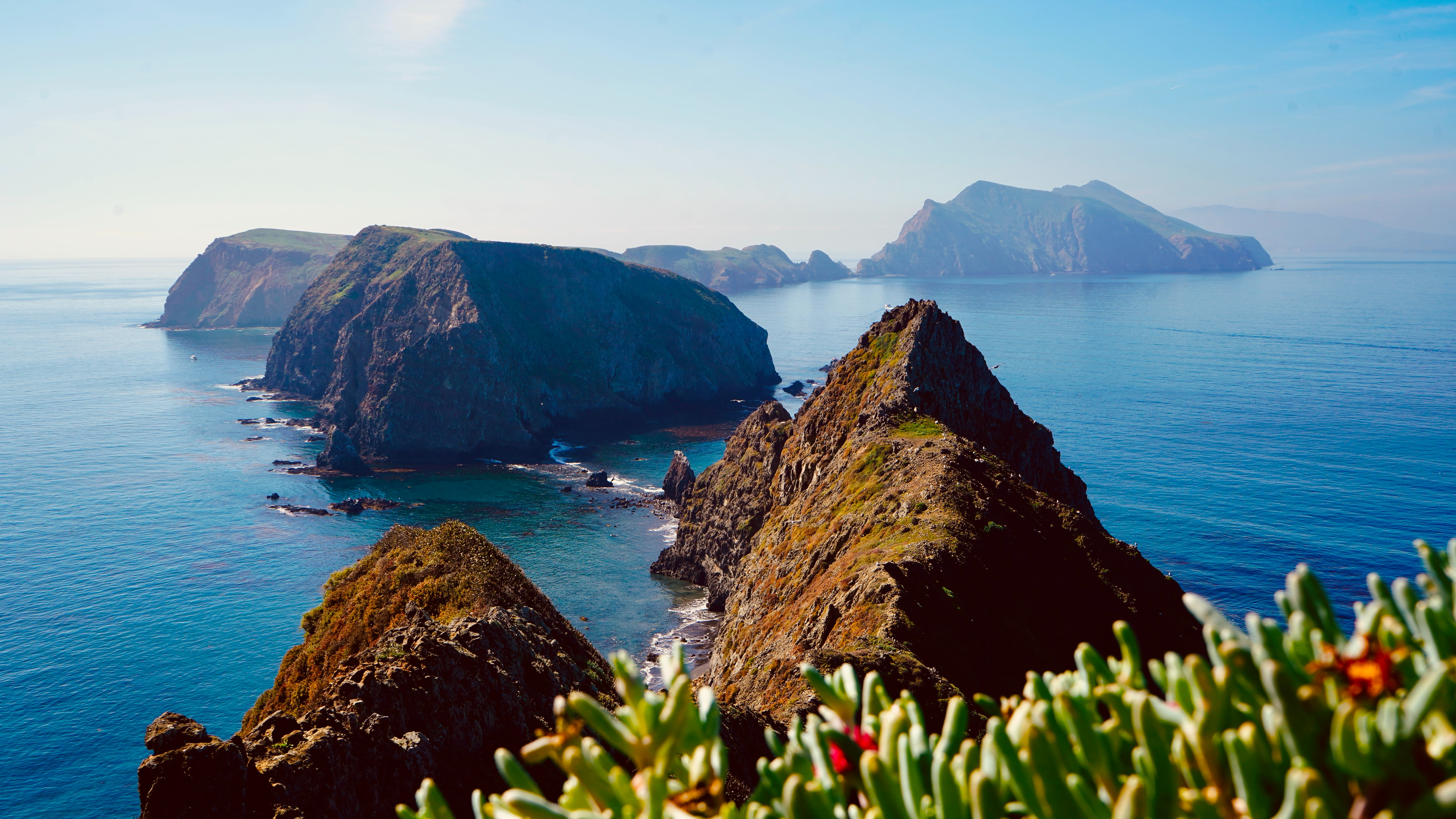 Channel Islands anacapa inspiration point
