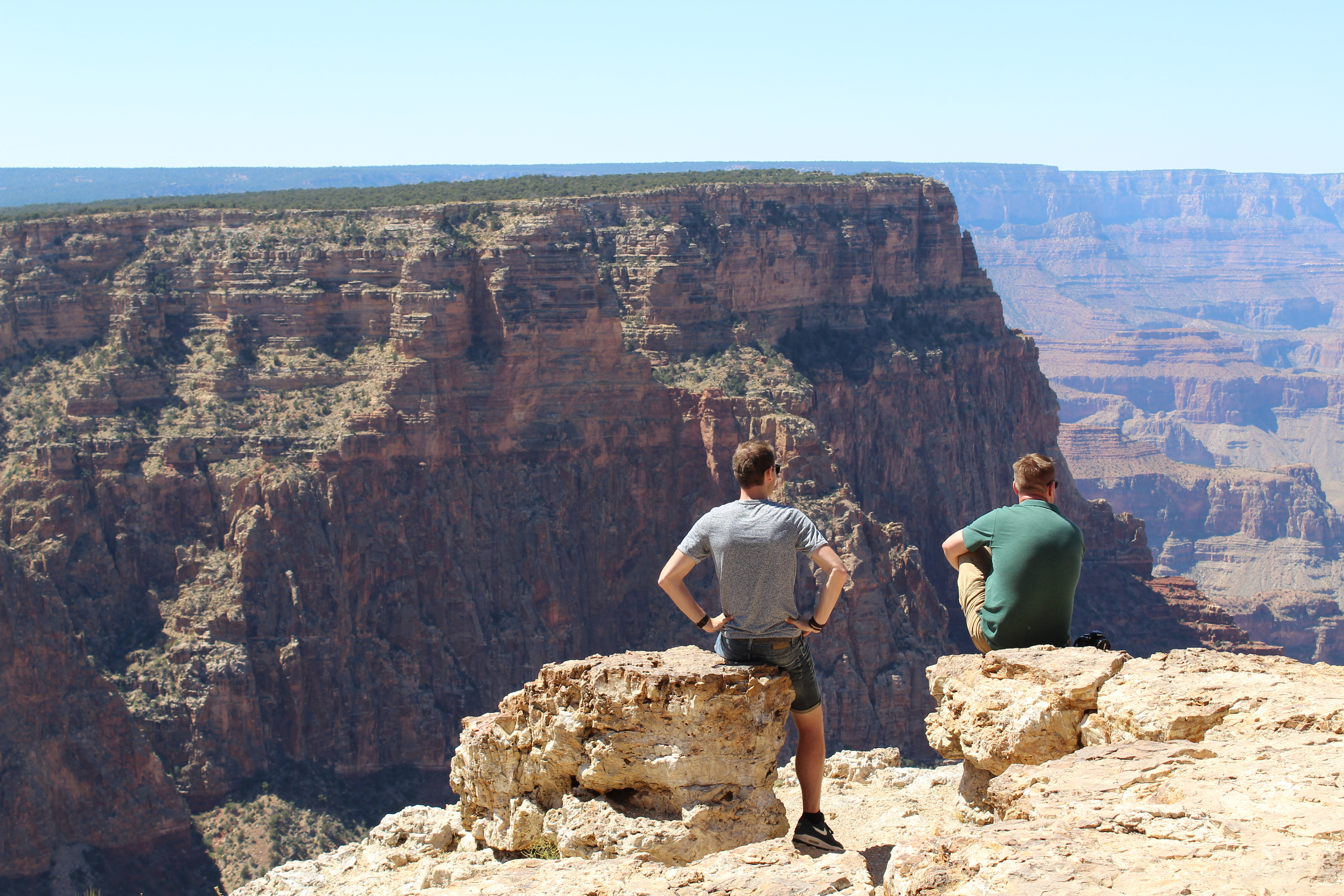 Grand Canyon National Park, Route 66