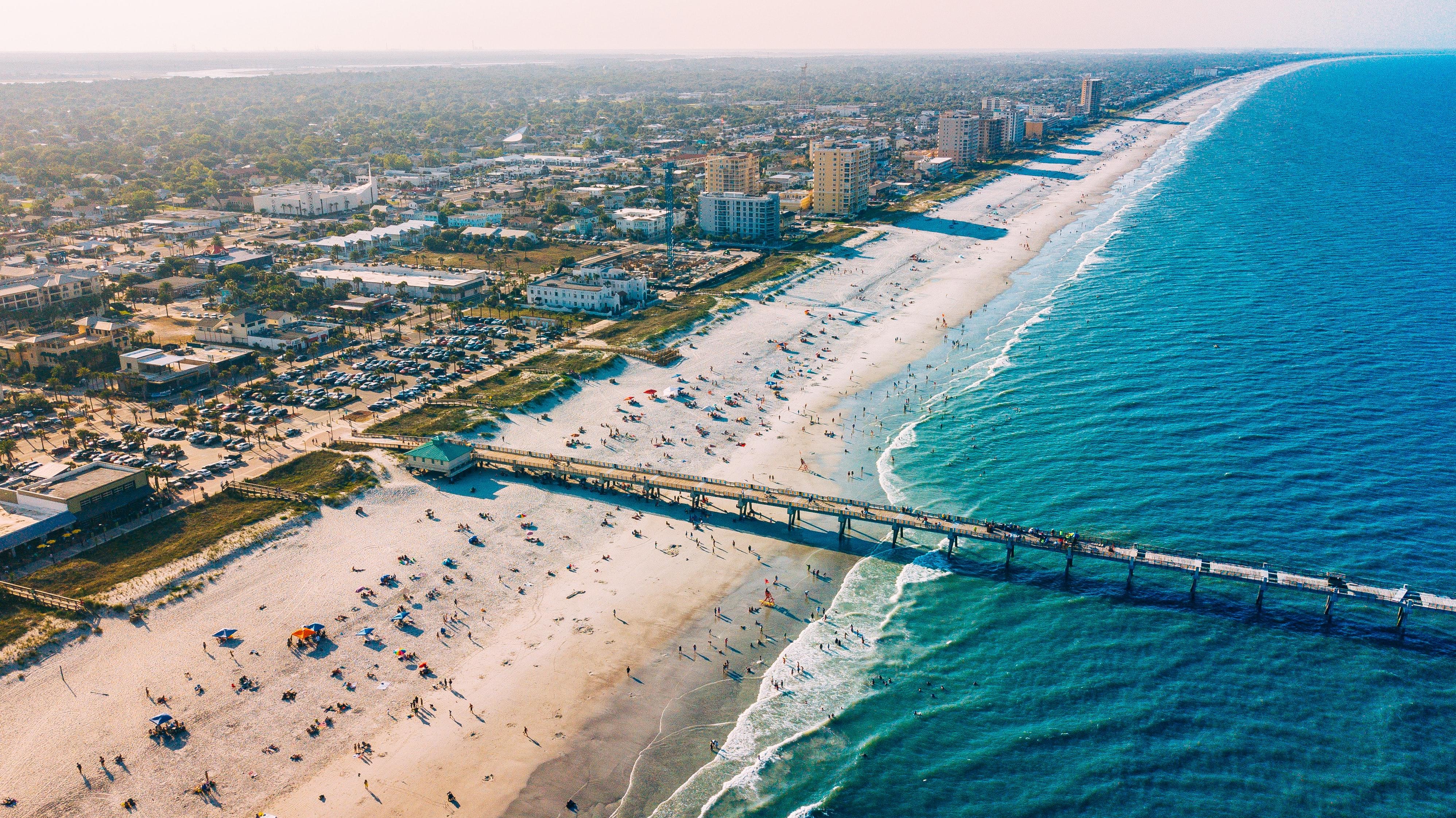 Jacksonville Florida groepsreizen