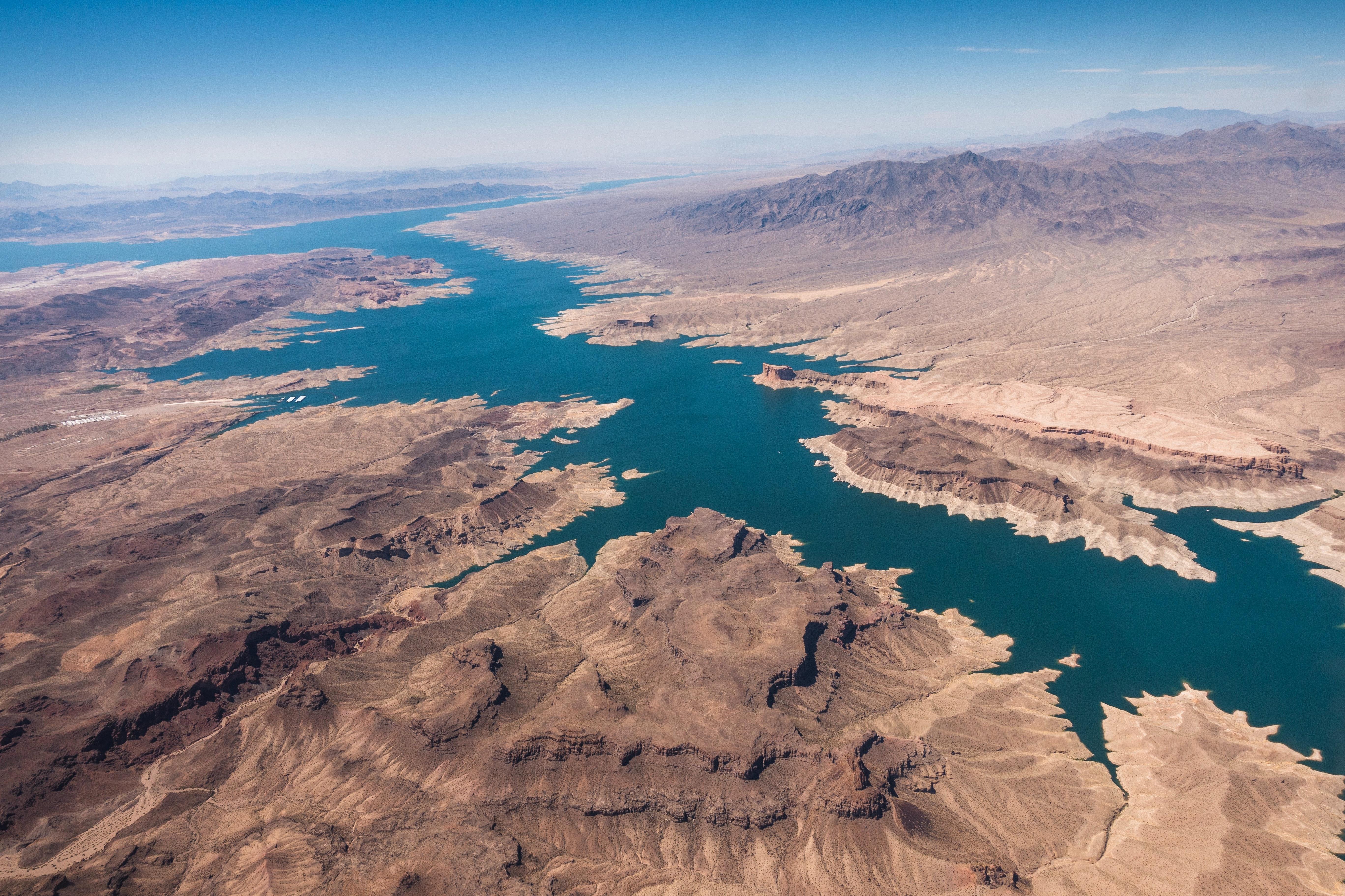 Lake Mead Nevada rondreizen
