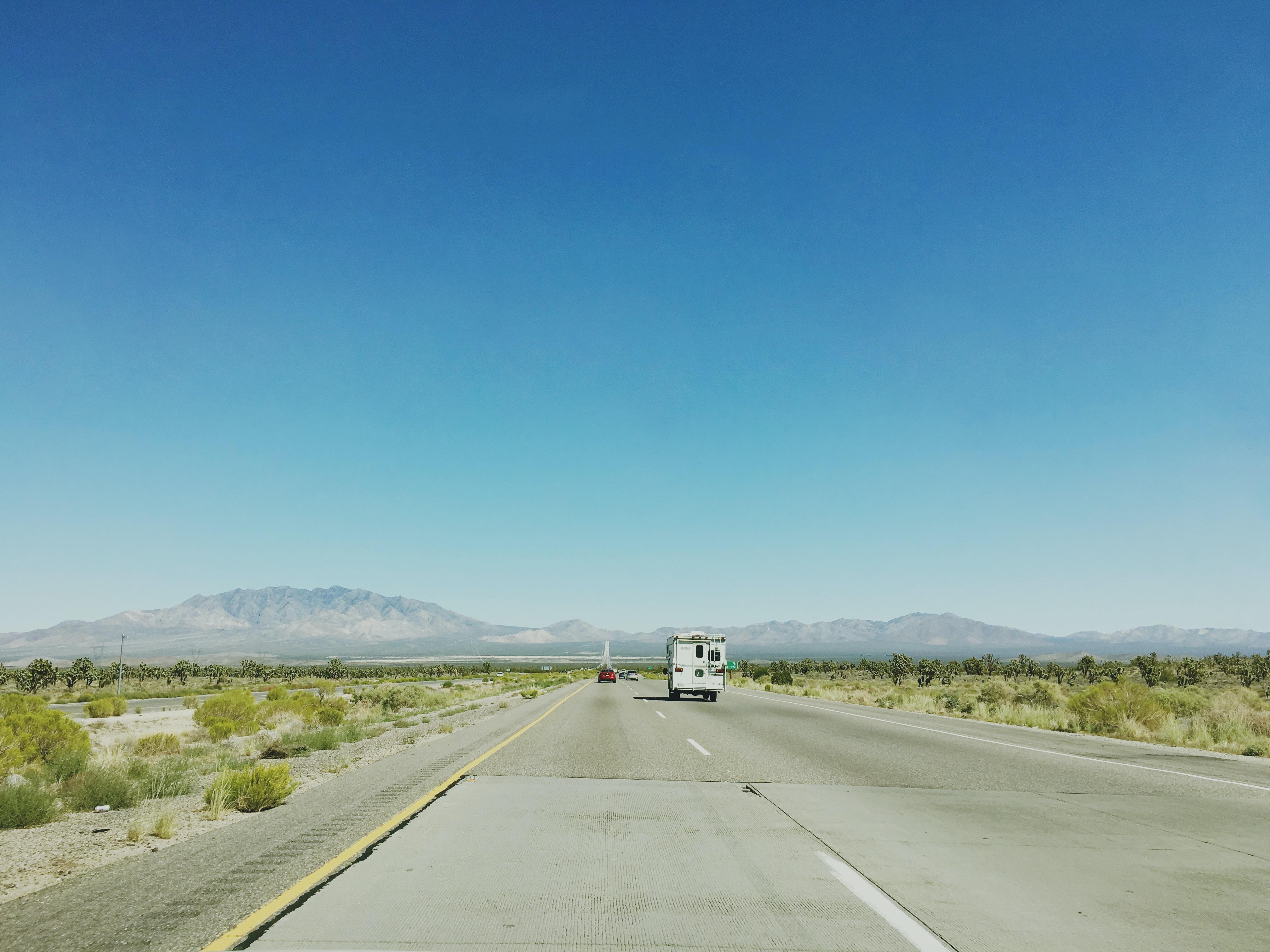 Rondreizen Nevada tips