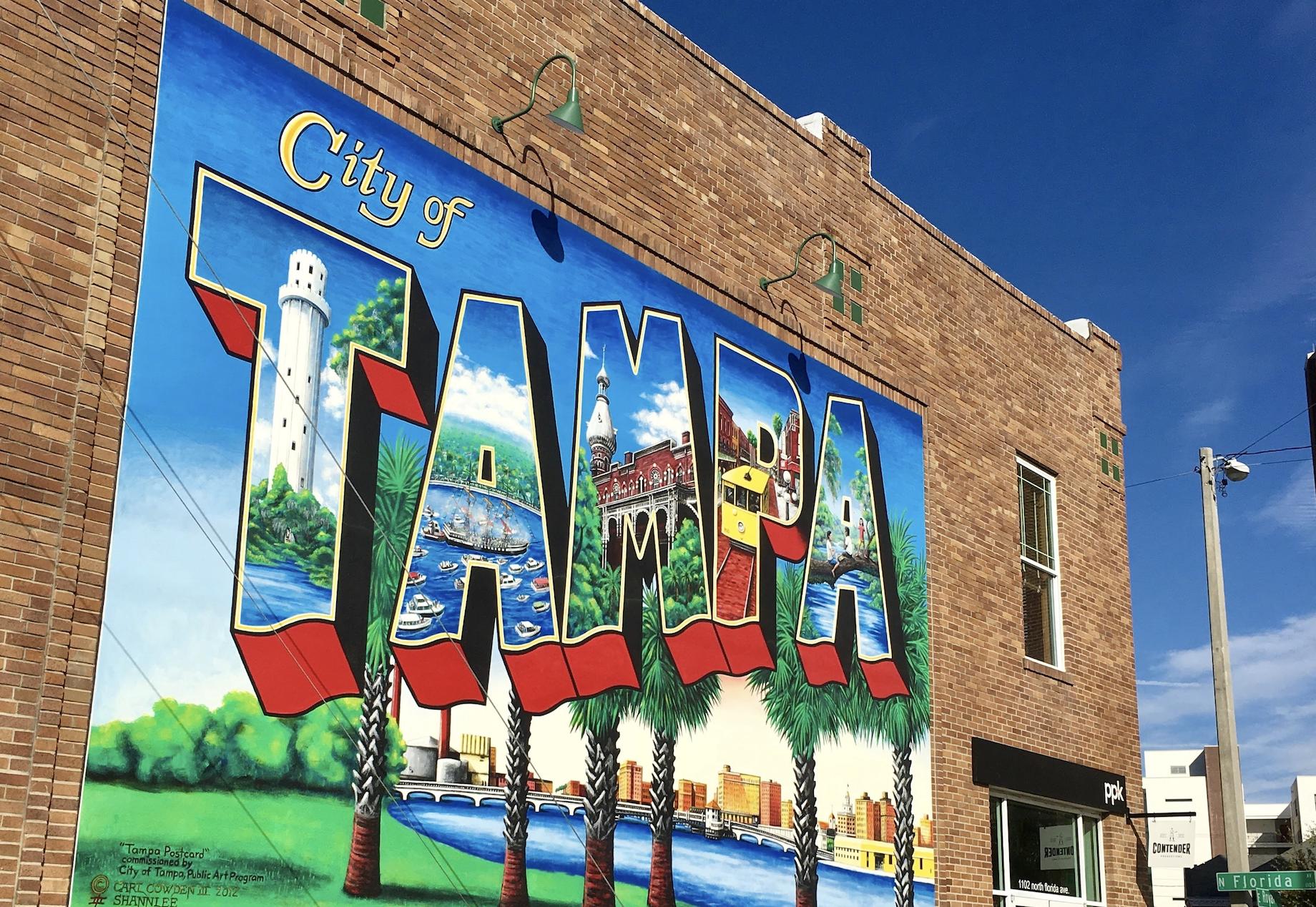 Tampa Florida groepsrondreizen