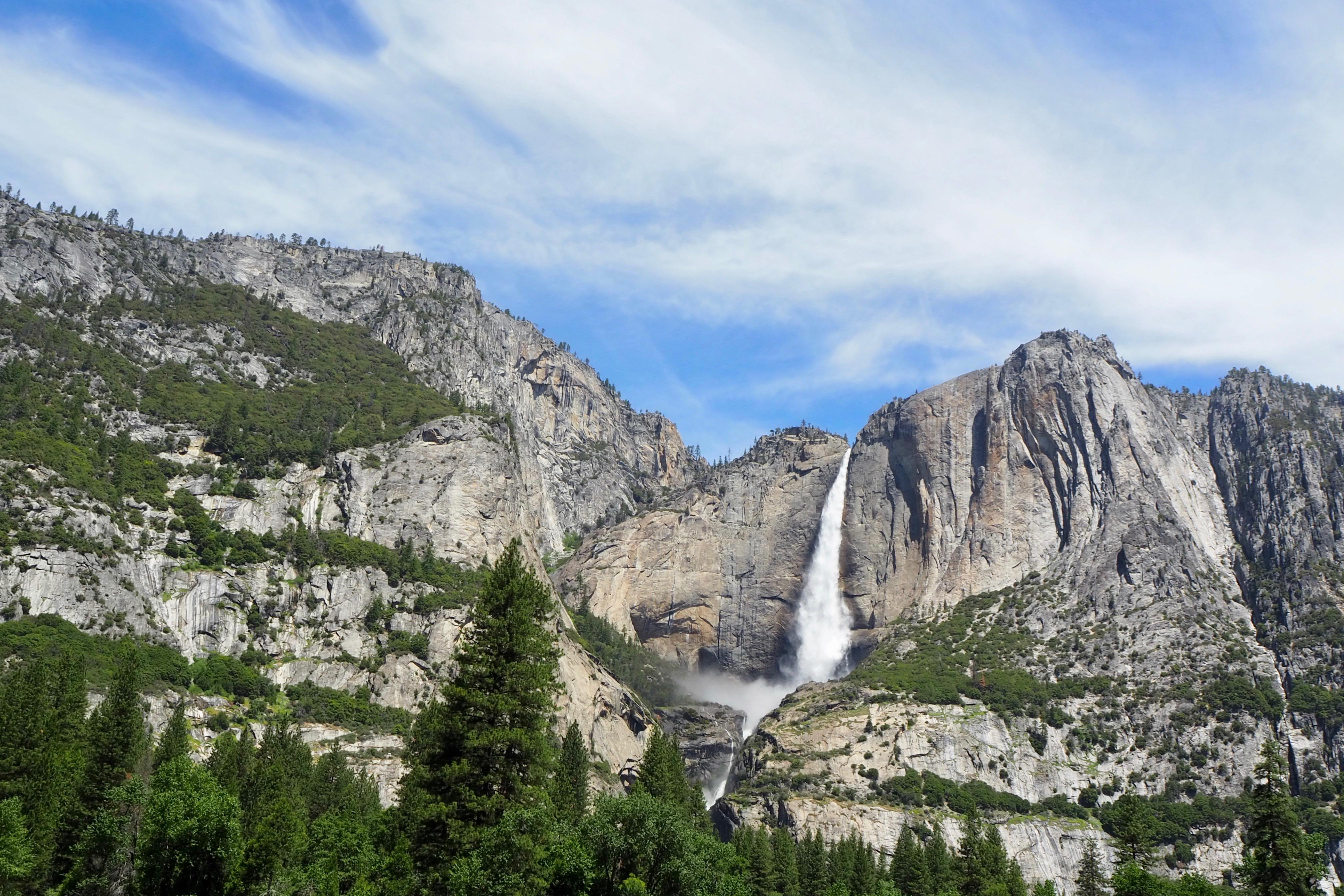 Yosemite bezoeken