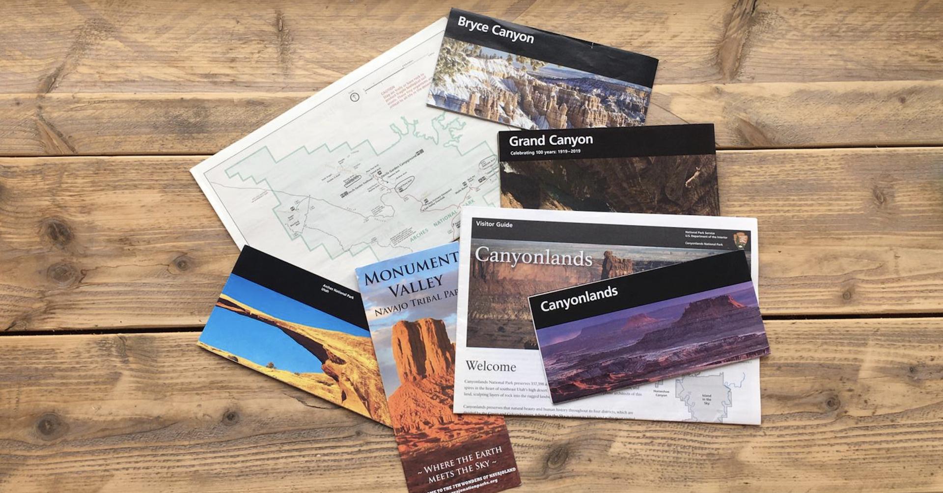 Nationale parken bezoeken - hoe werkt dat?