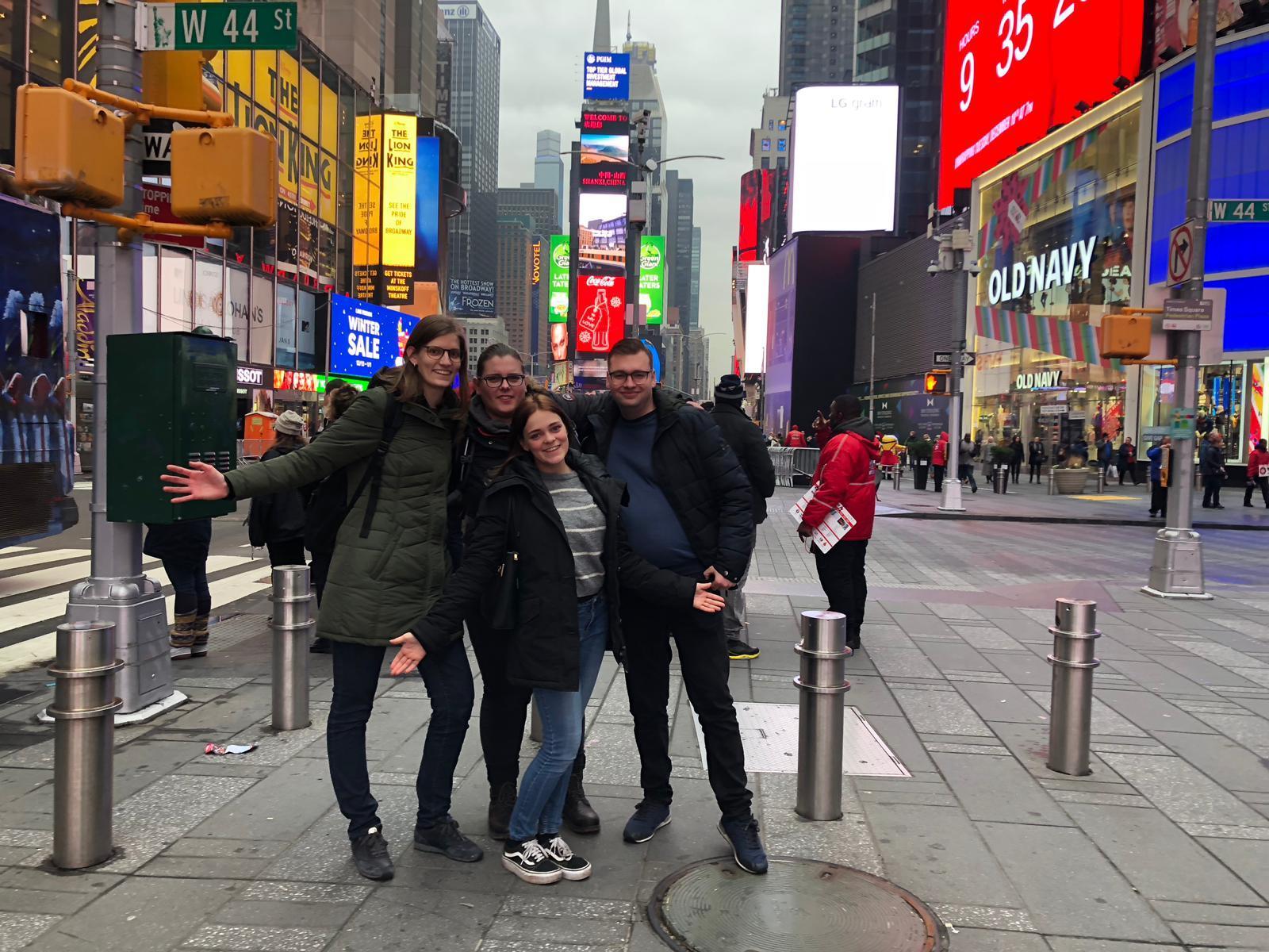 New York: De Hotspots