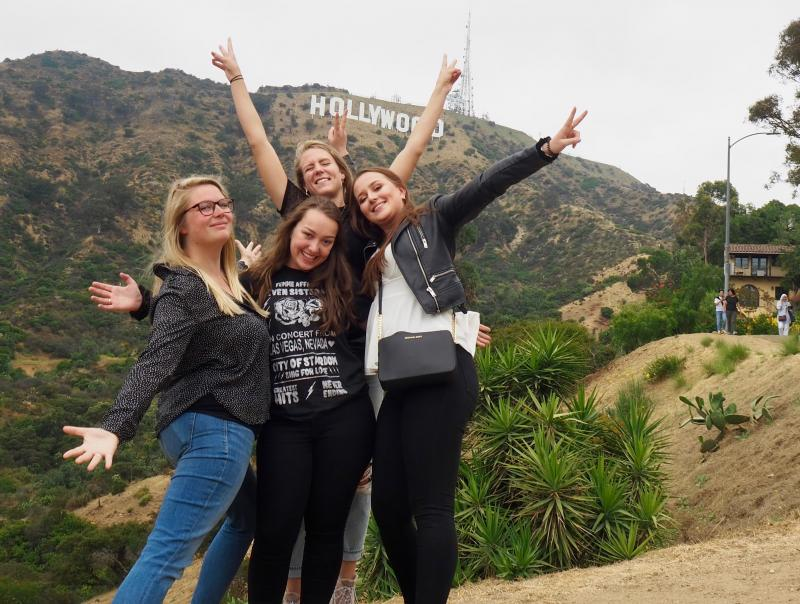 Hollywood Sign, LA