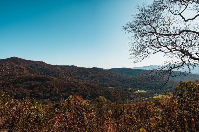 Asheville - Blue Ridge Parkway