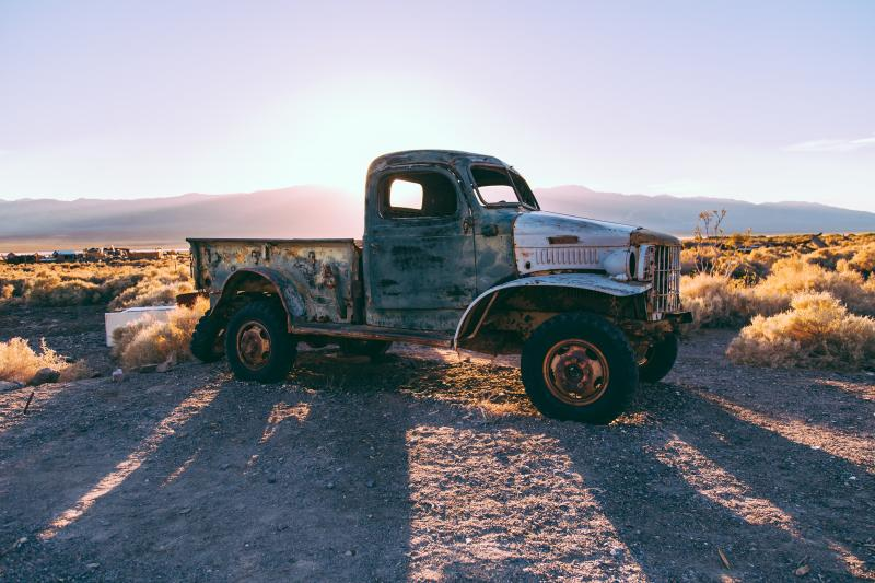 Cab truck Montana