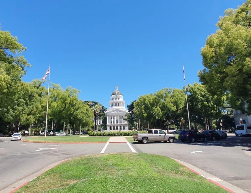 Capitool, Sacramento