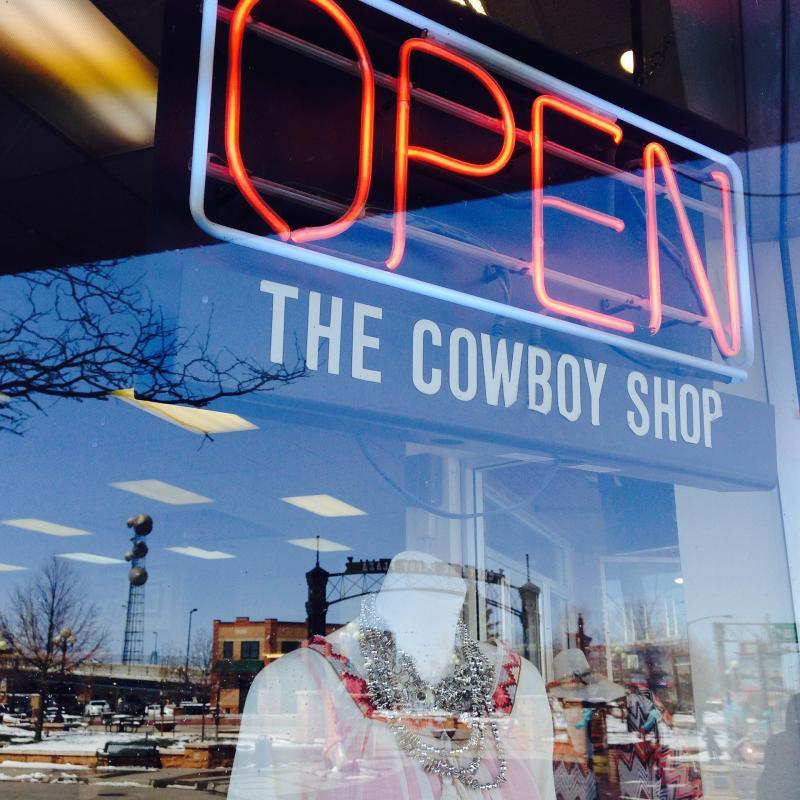 Cowboy shop, Cheyenne