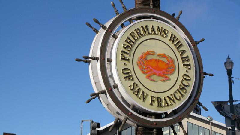 Fishermans Wharf, San Francisco