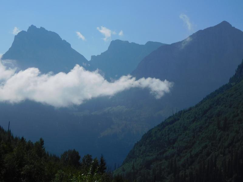 Glacier National Park USA