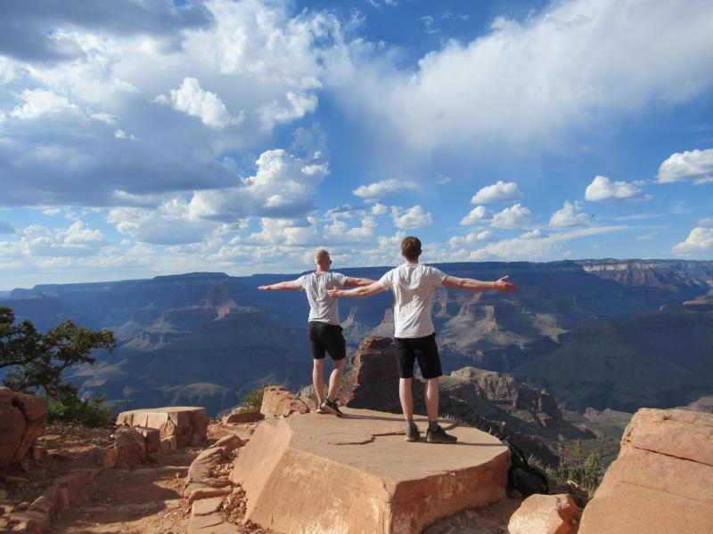 Grand Canyon verkennen