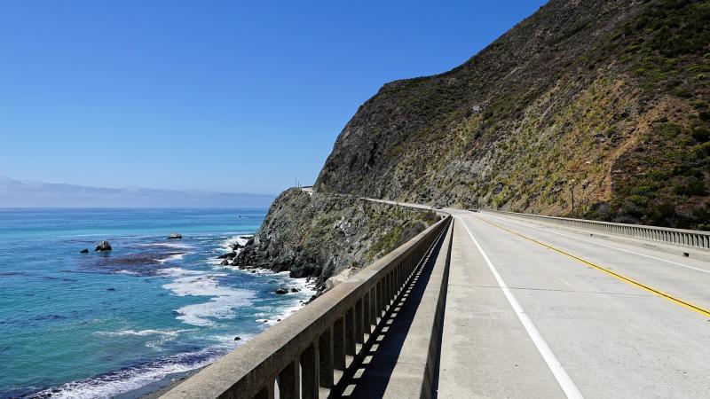 Highway 1, Californië