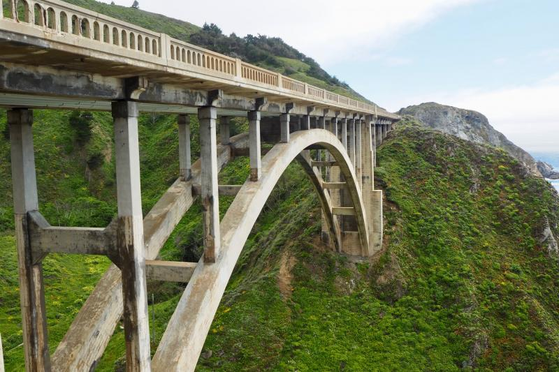 Highway 1 westkust