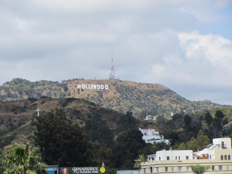 Hollywood Sign LA