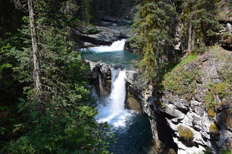Johnston Canyon Canada
