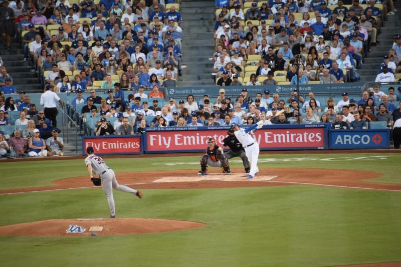 LA Dodgers (optioneel)
