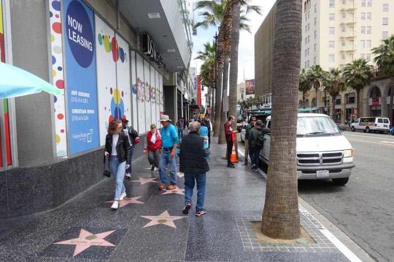 LA: Walk of Fame
