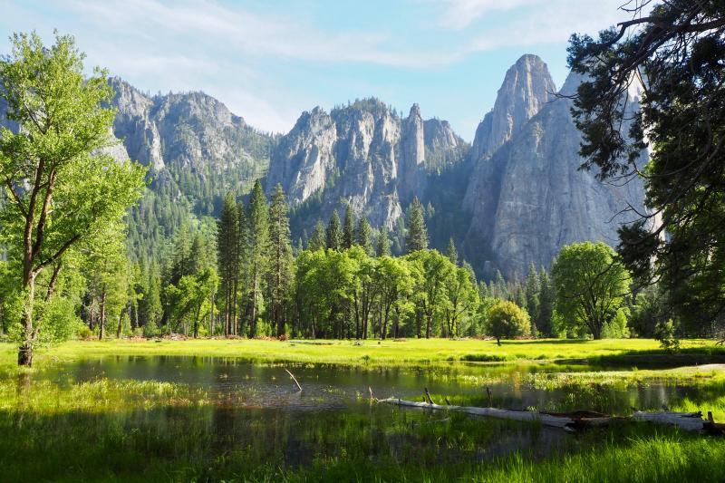 Natuur van Californië ontdekken
