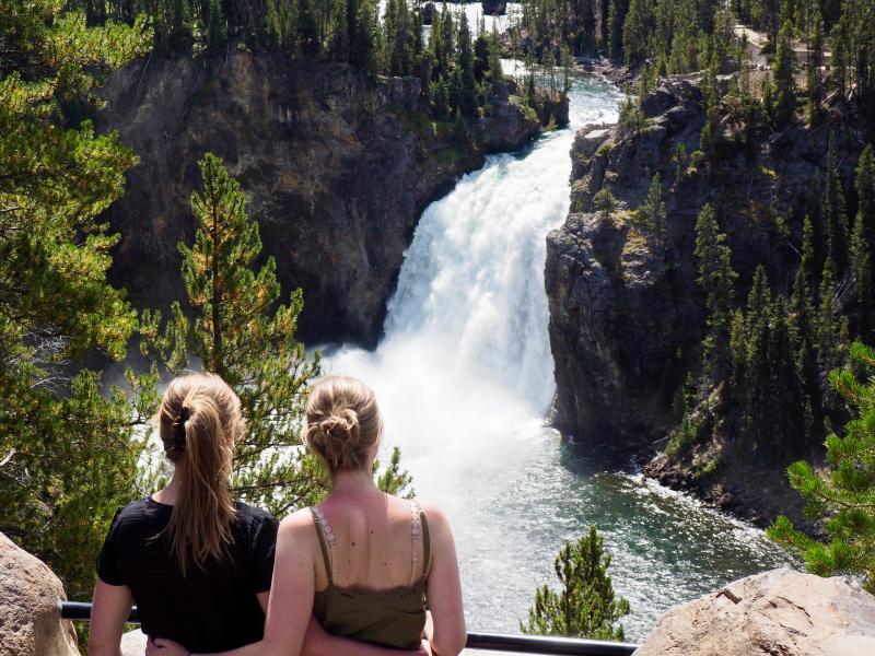 Natuur VS en Canada ontdekken