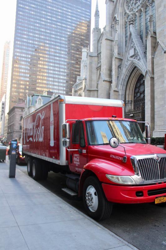 New York Coca Cola