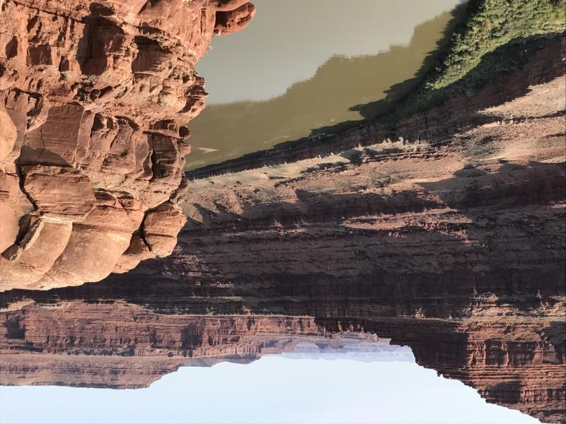 Omgeving Moab