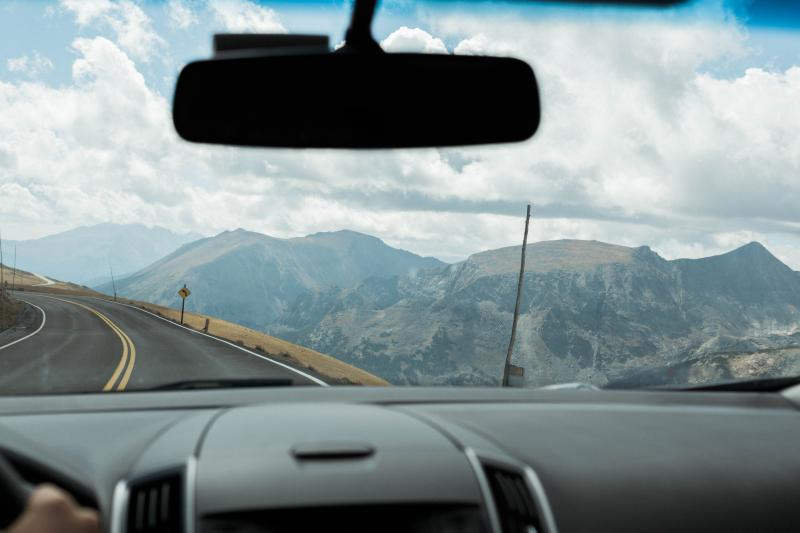 Ridge Road, Rocky Mountains NP
