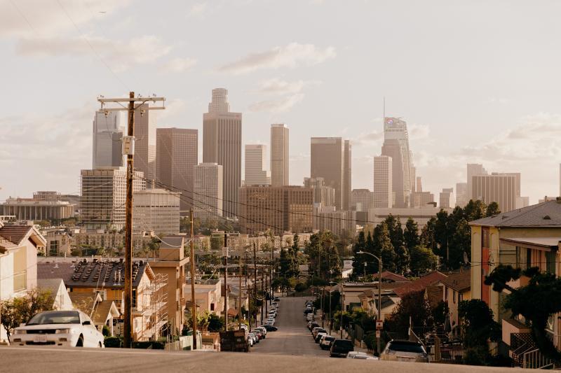 Los Angeles, Californië