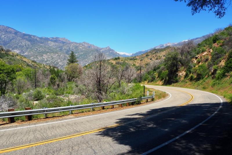 Road trip Californië