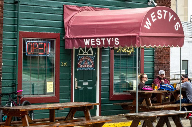 Road trip zuiden Amerika - Memphis eten en drinken