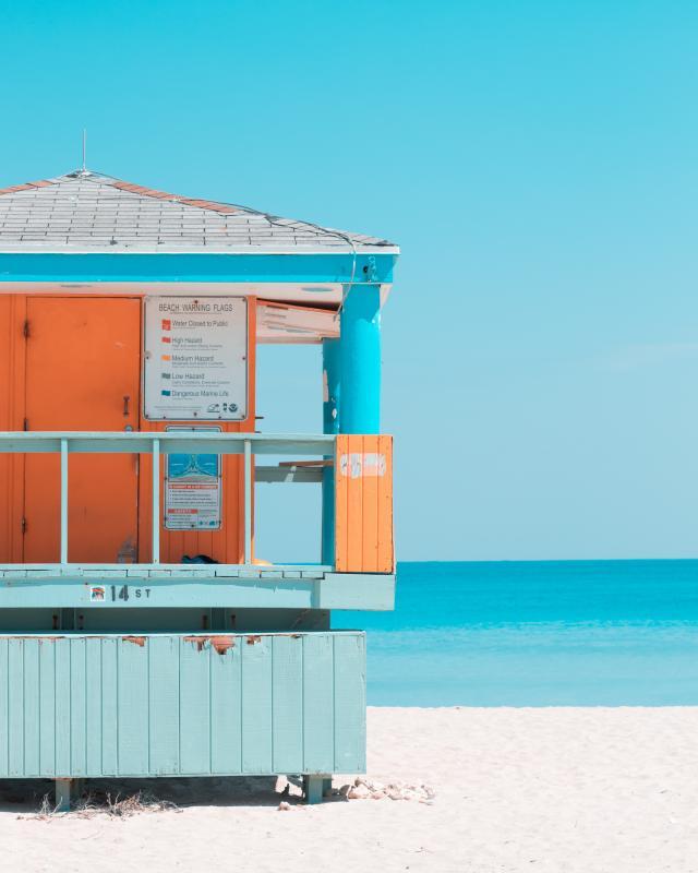 Road trip zuiden Amerika - South Beach, Miami
