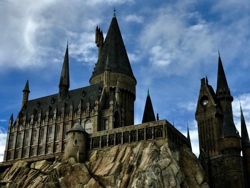 Hogwarts, Universal Studios in Orlando
