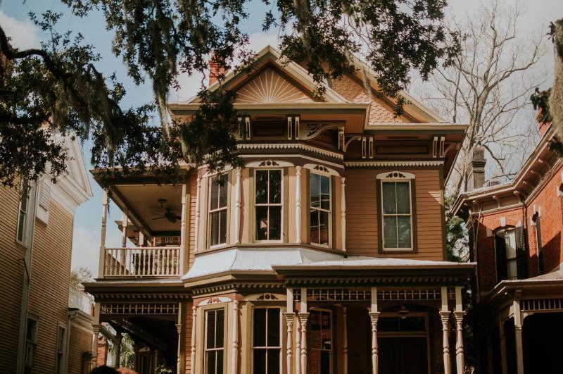 Victoriaanse huizen, Savannah