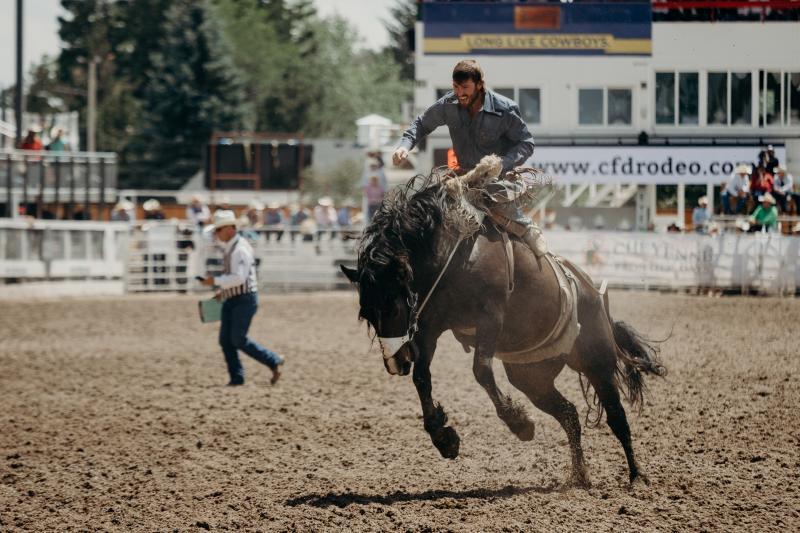 Rodeo, Cheyenne (optioneel)