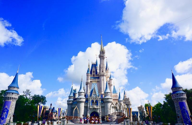 Rondreis zuiden Amerika - Disney World Orlando