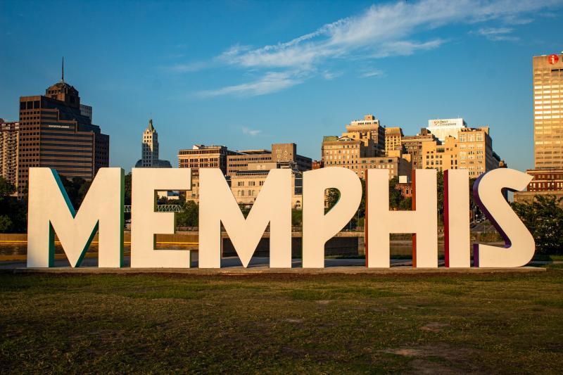 Rondreis zuiden Amerika - Memphis Tennessee