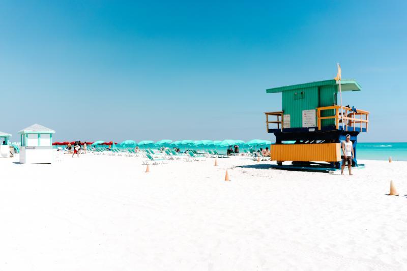 Rondreis zuiden Amerika - Miami Beaches Florida