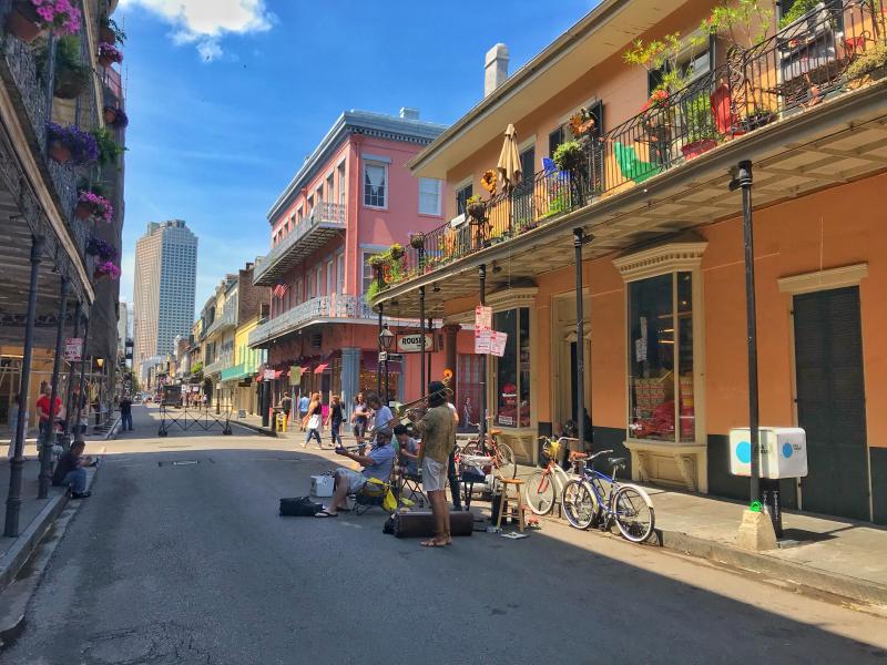Rondreis zuiden Amerika - New Orleans