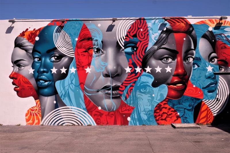 Rondreis zuiden Amerika - Street Art Florida