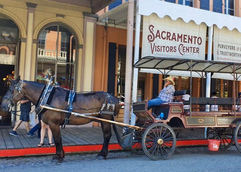 Sacramento bezoeken