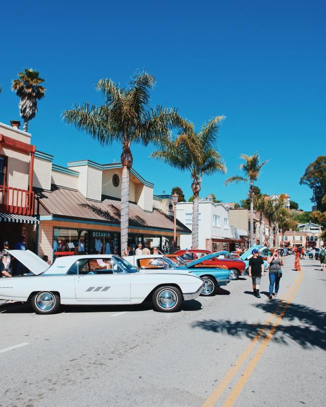 Santa Cruz, Californië