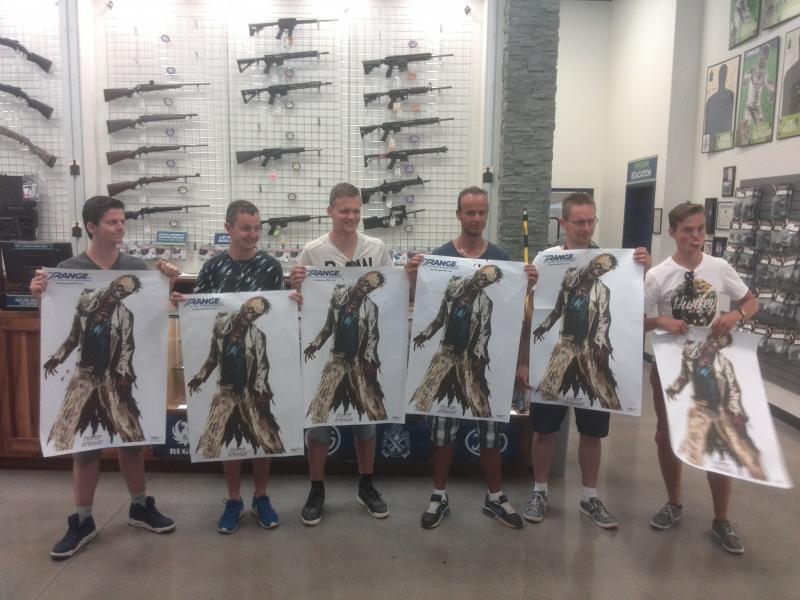 Schieten bij Big Gun Fun (optioneel)