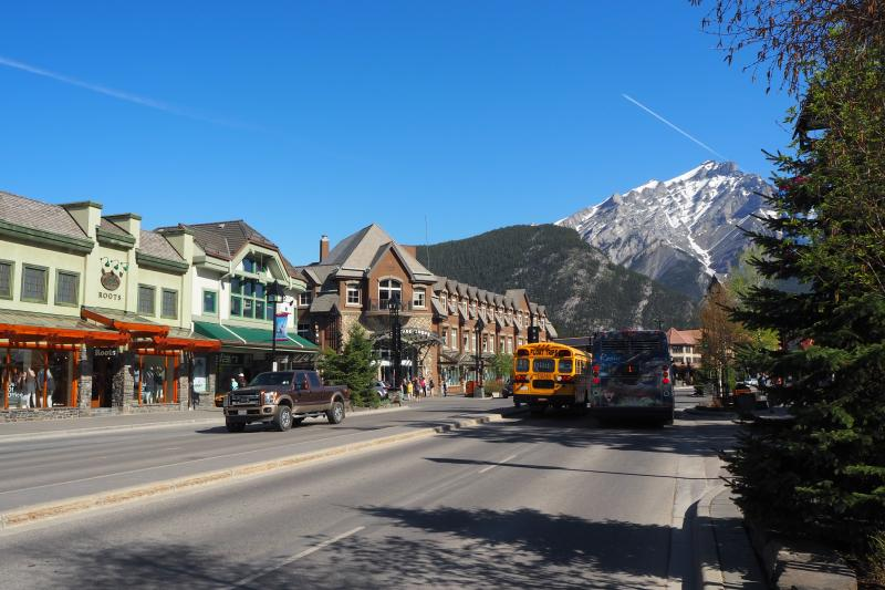 Stad Banff
