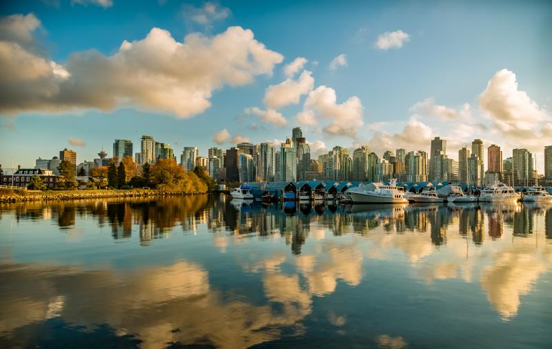 Stanly Park Vancouver